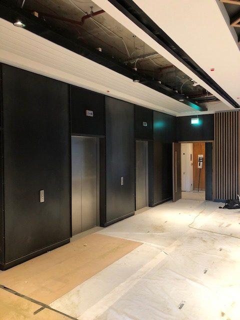 Bespoke, Lift, Lift Area, Reception, Public Are